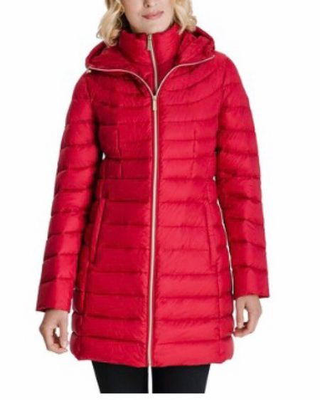 Stuu you push puffer coat gift ideas for Valentines Day!    Follow me on the LIKEtoKNOW.it shopping app to get the product details for this look and others @liketoknow.it #liketkit http://liketk.it/36ENM #LTKstyletip #LTKsalealert #LTKfamily