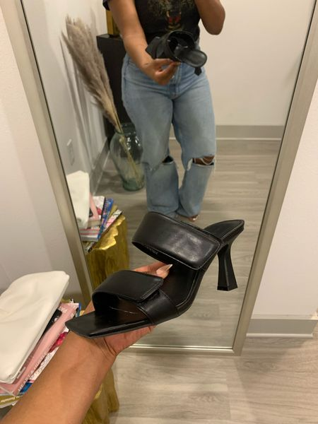 Such an easy go-to shoe! Style meets function in these Open Edit shoe. Another plus is that they don't break the bank for $50 ☺️  Runs true to size with a few sizes left in the black! How would you wear these?  #LTKunder50 #LTKshoecrush #LTKstyletip
