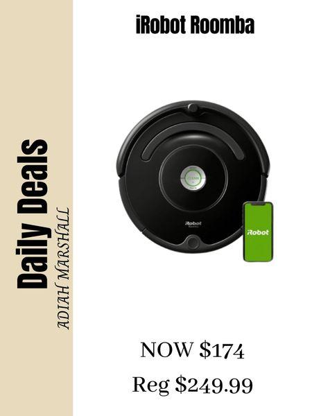 iRobot Roomba on SALE  #LTKGiftGuide #LTKhome #LTKHoliday
