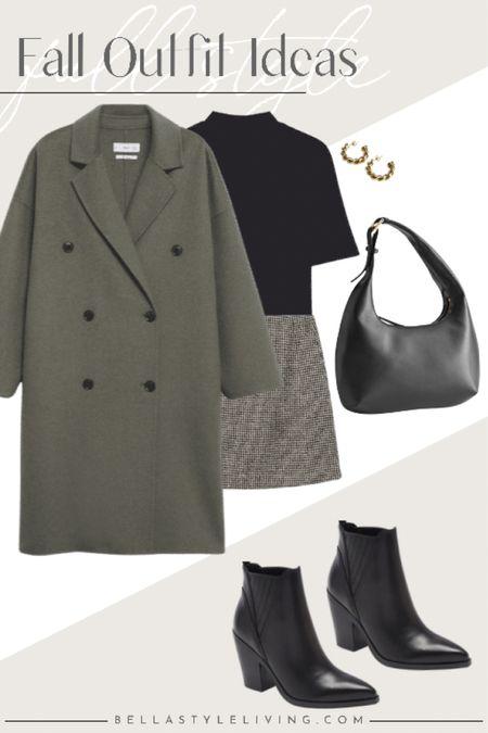 Fall outfit ideas   #LTKworkwear #LTKSeasonal