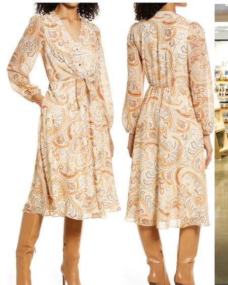 Nordstrom Anniversary Fall Maxi Dress http://liketk.it/3jtFp #liketkit @liketoknow.it #LTKunder100 #LTKunder50 #LTKstyletip
