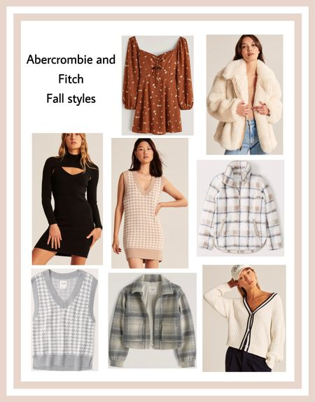 Abercrombie and Fitch Fall styles on Sale    End of summer, Travel, Back to School, Candles, Earth Tones, Wraps, Puffer Jackets, welcome mat, pumpkins, jewel tones, knits, Country concert, Fall Outfits, Fall Decor, Nail Art, Travel Luggage, Work blazers, Heels, cowboy boots, Halloween, Concert Outfits, Teacher Outfits, Nursery Ideas, Bathroom Decor, Bedroom Furniture, Bedding Collections, Living Room Furniture, Work Wear, Business Casual, White Dresses, Cocktail Dresses, Maternity Dresses, Wedding Guest Dresses, Necklace, Maternity, Wedding, Wall Art, Maxi Dresses, Sweaters, Fleece Pullovers, button-downs, Oversized Sweatshirts, Jeans, High Waisted Leggings, dress, amazon dress, joggers, home office, dining room, amazon home, bridesmaid dresses, Cocktail Dress, Summer Fashion, Designer Inspired, wedding guest dress, Pantry Organizers, kitchen storage organizers, hiking outfits, leather jacket, throw pillows, front porch decor, table decor, Fitness Wear, Activewear, Amazon Deals, shacket, nightstands, Plaid Shirt Jackets, Walmart Finds, tablescape, curtains, slippers, Men's Fashion, apple watch bands, coffee bar, lounge set, golden goose, playroom, Hospital bag, swimsuit, pantry organization, Accent chair, Farmhouse decor, sectional sofa, entryway table, console table, sneakers, coffee table decor, laundry room, baby shower dress, shelf decor, bikini, white sneakers, sneakers, Target style, Date Night Outfits,  Beach vacation, White dress, Vacation outfits, Spring outfit, Summer dress,Target, Amazon finds, Home decor, Walmart, Amazon Fashion, SheIn, Kitchen decor, Master bedroom, Baby, Swimsuits, Coffee table, Dresses, Mom jeans, Bar stools, Desk, Mirror, swim, Bridal shower dress, Patio Furniture, shorts, sandals, sunglasses, Dressers, Abercrombie, Bathing suits, Outdoor furniture, Patio, Bachelorette Party, Bedroom inspiration, Kitchen, Disney outfits, Romper / jumpsuit, Bride, Beach Bag, Airport outfits, packing list, biker shorts, sunglasses, midi dress, Weekende