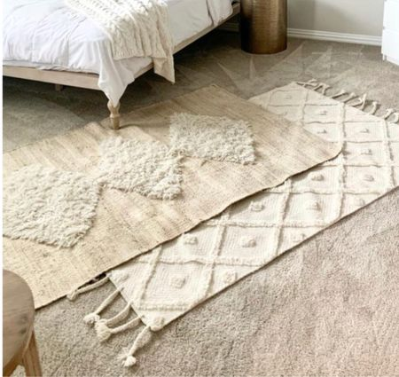 Layered rugs!    #LTKhome