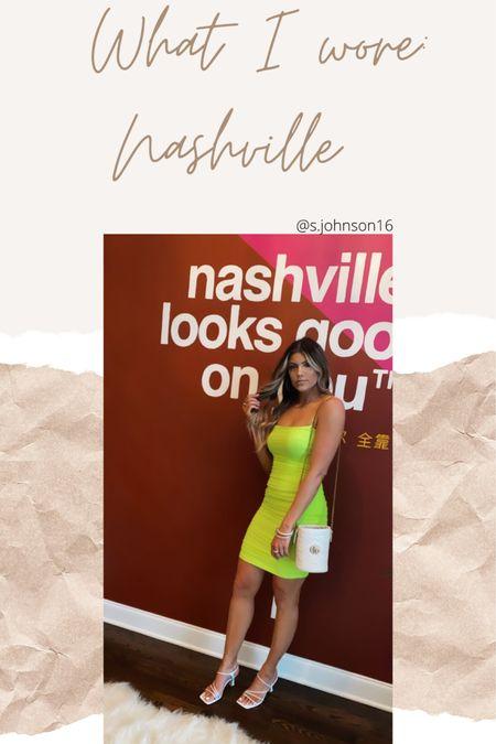 Nashville look- night out in the gulch  http://liketk.it/3hSpv #liketkit @liketoknow.it #LTKsalealert #LTKstyletip #LTKunder50