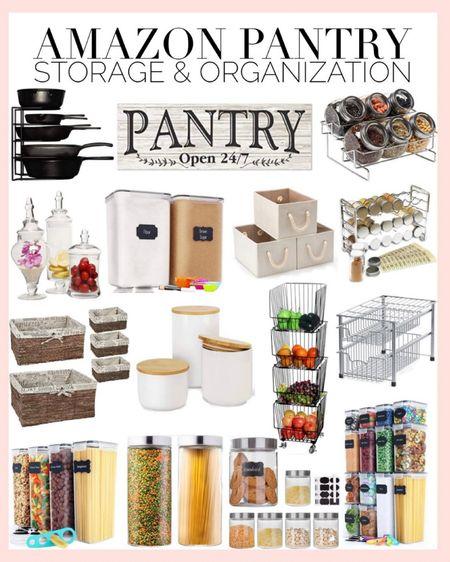 Amazon pantry storage and organizers  Amazon home organization  Amazon home   http://liketk.it/3i1o4       #liketkit @liketoknow.it #LTKunder100 #LTKunder50 #LTKhome @liketoknow.it.home