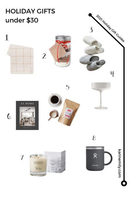 Holiday gift guide under $30 gifts   #LTKHoliday #LTKGiftGuide