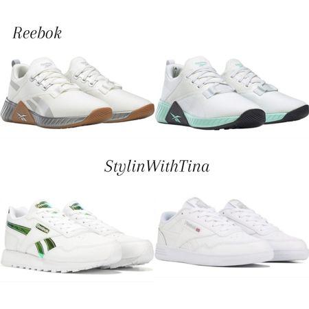 Reebok sneakers, so comfy and chic. Very comfortable, walking, causal wear,  Running. http://liketk.it/3hIu4 #LTKsalealert #LTKstyletip #LTKunder50 #LTKunder100 #LTKshoecrush #LTKworkwear #LTKtravel #LTKkids #LTKfamily #LTKfit @liketoknow.it #liketkit #reebok