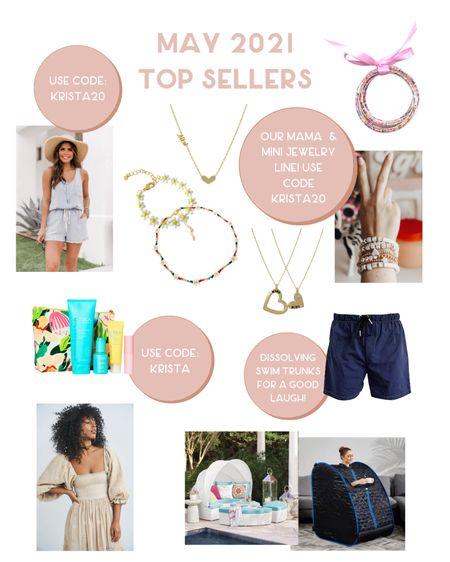 Here are May's most popular links! 💕 http://liketk.it/3gLaW #liketkit @liketoknow.it #LTKbeauty #TulaSkincare #thestyledcollection #jewelry #mamaandmini #matchingjewelry