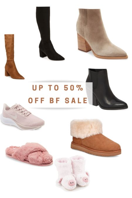 So many goodies on all these shoes right now! Up to 50% off! http://liketk.it/32lza #liketkit @liketoknow.it #LTKgiftspo #LTKsalealert #blackfridaydeals