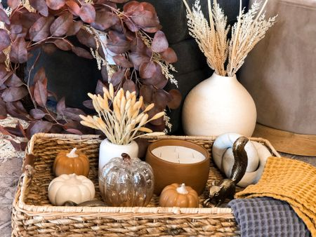 Pretty fall accessories for the home. Target home decor   #LTKSeasonal #LTKhome #LTKunder50
