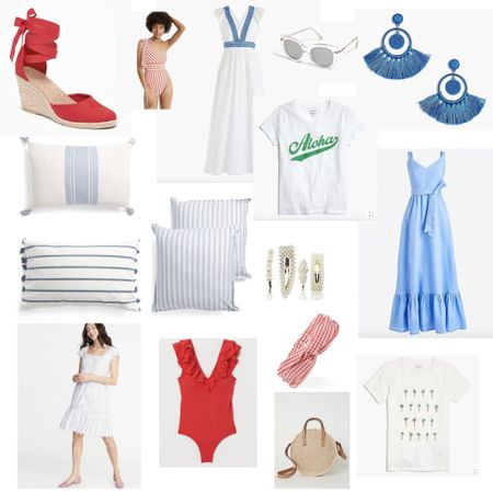 """Summer 2019 is Officially HERE! I wanted to share my Summer Shopping Guide of all my favorite items I've picked up in preparation for the upcoming season. I'm a HUGE fan of dresses and one piece swimwear. I am Looking forward to outdoor BBQs and lazy days at the pool. 💦   Shopping these items are super simple!  1️⃣ download the @liketoknow.it App and follow me  2️⃣ screenshot this picture to get all the shopping details emailed to you through the #liketkit App  3️⃣ Chrck out my """"shop"""" to swipe up to easily shop  _____________________________________________  http://liketk.it/2CiMr #LTKswim #LTKunder100 #LTKunder50 #LTKspring #LTKfamily #LTKhome @liketoknow.it.family @liketoknow.it.home Follow me on the LIKEtoKNOW.it app to get the product details"""