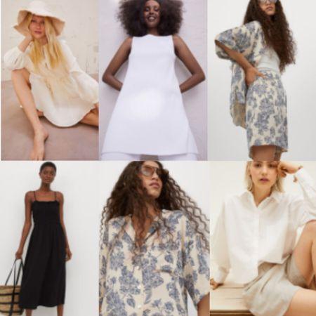 A few H&M summer basic pics!   #LTKstyletip #LTKSeasonal #LTKunder50