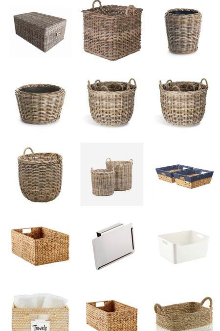 Done if my favorite baskets  #LTKunder50 #LTKhome #LTKstyletip