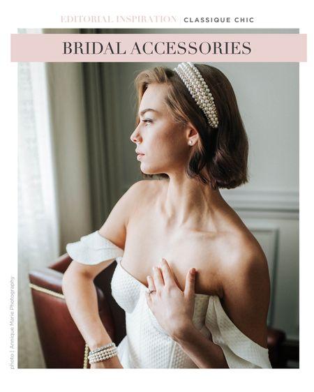 Headband goals 🤩  #LTKwedding