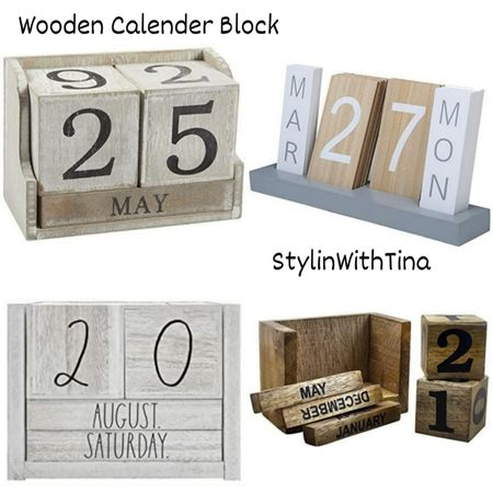 Great home decor accent, love this calendar block. #homedecor#calenderblock#calender #homefinds #LTKsalealert #LTKstyletip #LTKunder50 #LTKhome #LTKunder100 #LTKworkwear #LTKtravel #LTKfamily #LTKitbag #liketkit @liketoknow.it http://liketk.it/3kCOE