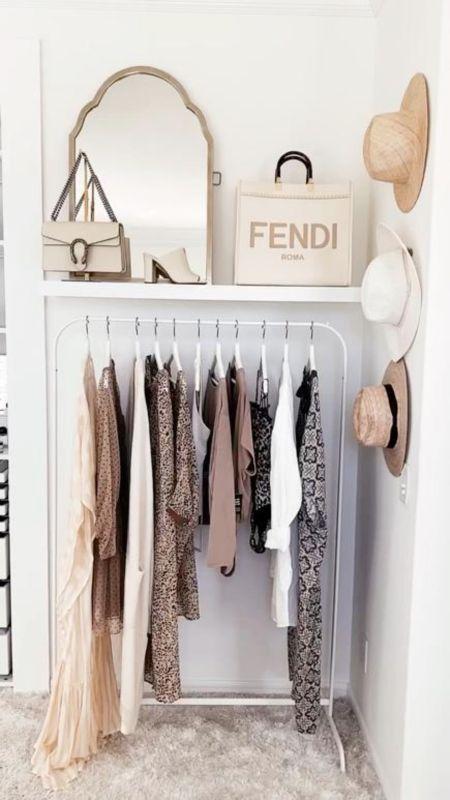 Summer wardrobe, summer closet, summer accessories, tote bag, summer hats, StylinByAylin   #LTKstyletip #LTKunder100 #LTKSeasonal