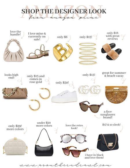Designer style from Amazon fashion, under $50   #LTKstyletip #LTKunder50
