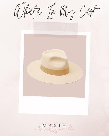 What's In My Cart - Lack Of Color Hat For Fall 🍂  #whatsinmycart #lackofcolor #fallhat #fallfashion #reddressboutique #hastsforwomen #womenshat  #LTKstyletip #LTKSeasonal