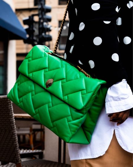 Up the ante of any look with a Kurt Geiger bag, specially this XXL Kensington soft quilted leather bag!   http://liketk.it/3hahk #liketkit @liketoknow.it #LTKcurves #LTKstyletip #LTKfit Shop my daily looks by following me on the LIKEtoKNOW.it shopping app