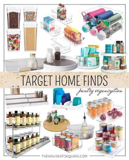 Target home kitchen organization. #pantrystorage #pantryorganization. #kitchenstorage #houseofsequins #spicerack #kitchenessentials #foodstorage Follow my shop on the @shop.LTK app to shop this post and get my exclusive app-only content!  #liketkit  @shop.ltk http://liketk.it/3nnbu Follow my shop on the @shop.LTK app to shop this post and get my exclusive app-only content!  #liketkit  @shop.ltk http://liketk.it/3nnh6 Follow my shop on the @shop.LTK app to shop this post and get my exclusive app-only content!  #liketkit  @shop.ltk http://liketk.it/3nnj0  #LTKunder100 #LTKhome #LTKunder50