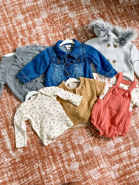Sharing some really cute gender neutral fall baby outfits on the blog today fall 🍂  We don't know the baby's gender yet so I did all the research to find the cutest outfits that work for a boy or girl! Head on over to the blog for more ideas. thekrystaldiaries.com Link in bio  Gender neutral + fall fashion + baby clothes + target    #LTKSeasonal #LTKstyletip #LTKbaby