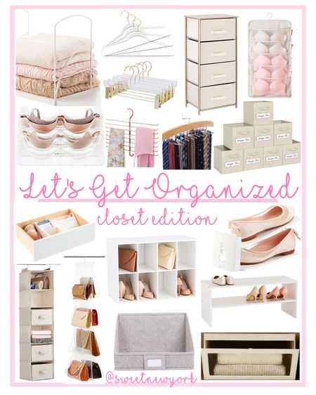 Let's get organized this new year closet edition declutter your space! http://liketk.it/2INec #liketkit @liketoknow.it #LTKhome #LTKitbag #LTKshoecrush