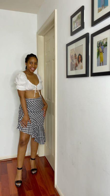 White summer outfit looks!  #LTKstyletip #LTKSeasonal #LTKfit