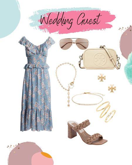 Wedding guest - wedding guest dress -  #LTKSeasonal #LTKunder100 #LTKwedding