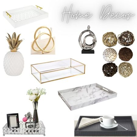 #waydaysale home decor items and trays http://liketk.it/3e1G0 #liketkit @liketoknow.it #LTKhome #LTKsalealert #LTKstyletip