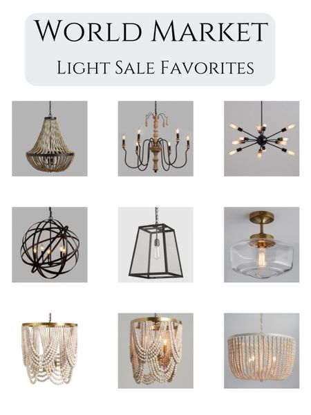 When World Market has their light sale, you tell all your friends! We have 2 of the 9 in our home and have loved them.  http://liketk.it/2H6w7 #liketkit @liketoknow.it #LTKholidayathome @liketoknow.it.home @liketoknow.it.family