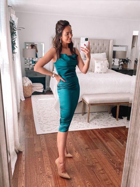 Amazon wedding guest dress size small, amazon finds #anna_brstyle http://liketk.it/3hL9r #liketkit @liketoknow.it