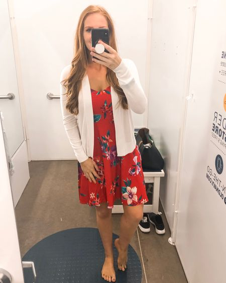 Summer dress from Old Navy!  -  Shop your screenshot of this pic with the LIKEtoKNOW.it app http://liketk.it/2BJil #liketkit @liketoknow.it #LTKunder50 #LTKspring #LTKstyletip