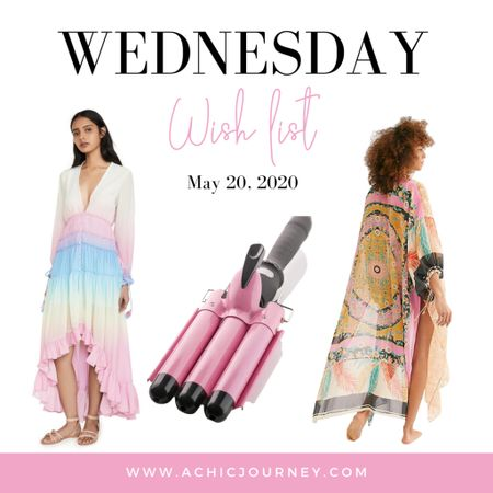 Wednesday Wish List http://liketk.it/2PgZQ #LTKspring #LTKstyletip #liketkit @liketoknow.it