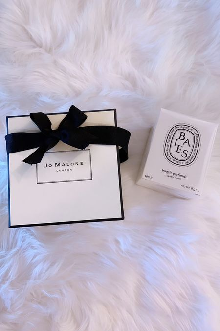 Home scents! #jamalone #diptyque  #LTKhome