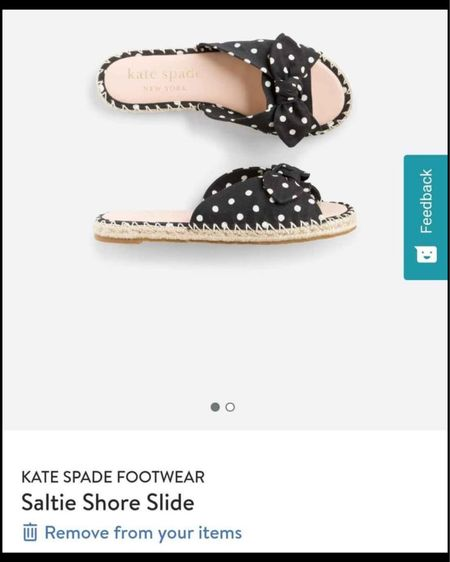 Stitch fix kate spade saltie bow sandals #LTKshoecrush #LTKstyletip #LTKtravel http://liketk.it/3hCUA #liketkit @liketoknow.it #stitchfix #katespade #sandals