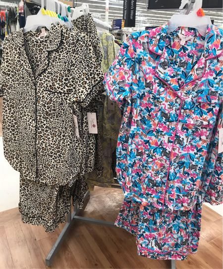 These plus size pajamas have been best sellers and let me tell you - even better in person! Shop online to get them in size Small to 5X!   #LTKcurves #LTKunder50 #LTKstyletip