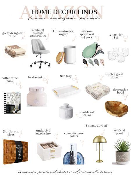 Amazon finds, Amazon home decor   #LTKhome