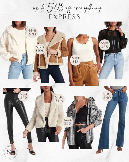 Express up to 50% off workwear sale workwear tops workwear pants http://liketk.it/3quLx @liketoknow.it #liketkit   #LTKunder100 #LTKunder50 #LTKsalealert