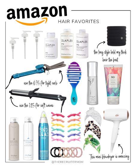 Amazon Hair Favorites   #LTKunder100 #LTKbeauty #LTKunder50