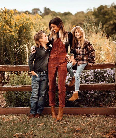 My and my littles!😍🍂     #LTKstyletip #LTKfamily #LTKkids