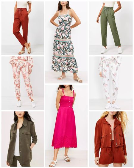 60-% off these sale looks! Fall transition looks, shirt jackets, olive green, athleisure