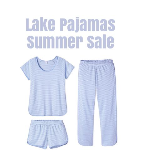 The best softest pajamas ever are on sale. Today's the last day of the lake pajama summer sale.   #LTKsalealert #LTKstyletip #LTKkids