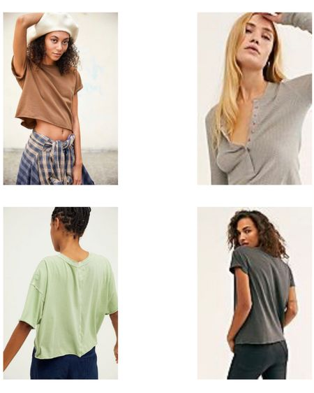 Free People must have tops!! http://liketk.it/2Y8tP #liketkit @liketoknow.it #LTKunder50 #LTKunder100 #LTKstyletip #freepeople