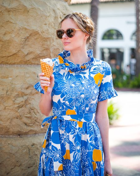 The long weekend is here! As is all the ice cream 🍦🍦 // 📷: @torrancecoombs   http://liketk.it/2rvoD @liketoknow.it #liketkit #TheAListStyle #ltksale #onthego #summerstyle