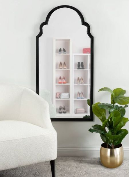 Home decor mirror  #LTKhome #LTKfamily #LTKsalealert
