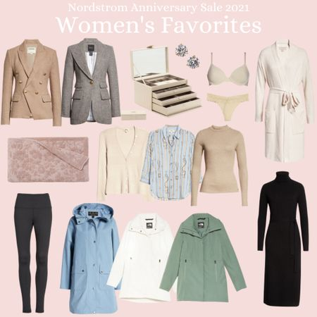 My Nordstrom Anniversary Sale Women's favorites!! 💕 So many great items this year. Details on the ones I'm familiar with on my website - TheCashmereGypsy.com @liketoknow.it http://liketk.it/3jwlv #liketkit #LTKsalealert #nsale #nordstromanniversary