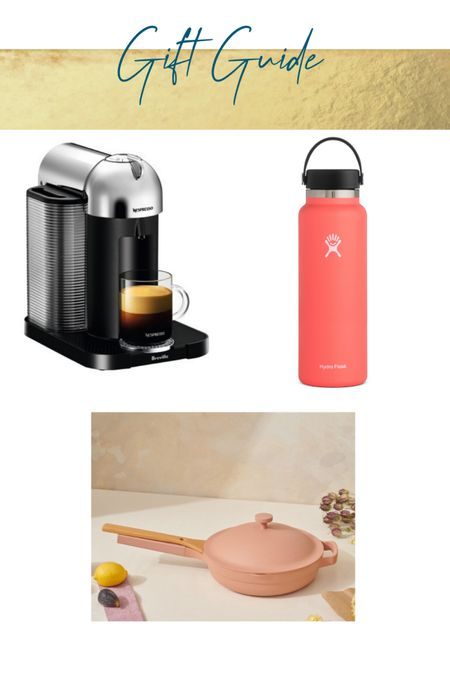 Here are 3 of my top picks for my Holiday Gift Guide! I have been wanting a @nespresso forever!! I am just obsessed with my @hydroflask and my @ourplace Always Pan.    http://liketk.it/33l93 #liketkit @liketoknow.it #LTKunder100 #LTKsalealert #StayHomeWithLTK @liketoknow.it.home @liketoknow.it.family Download the LIKEtoKNOW.it shopping app to shop this pic via screenshot