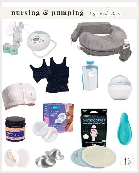 Postpartum, nursing must haves, breastfeeding, pumping essentials, newborn must haves http://liketk.it/3k6Bj @liketoknow.it #liketkit #LTKbump #LTKbaby #LTKfamily