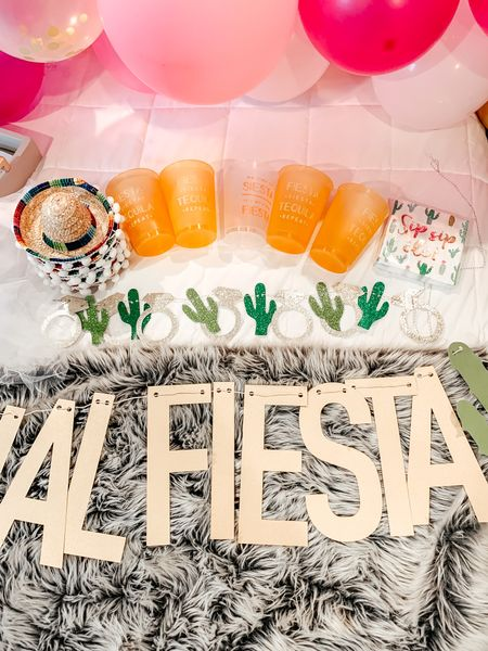 Final Fiesta Themed Bachelorette Goodies! You can save 12% with code SARAHJUDE12 when you shop directly on the Stag&Hen site! 😍 Screenshot this pic to get shoppable product details with the @liketoknow.it shopping app: http://liketk.it/3jiBz #liketkit #LTKunder50 #LTKwedding