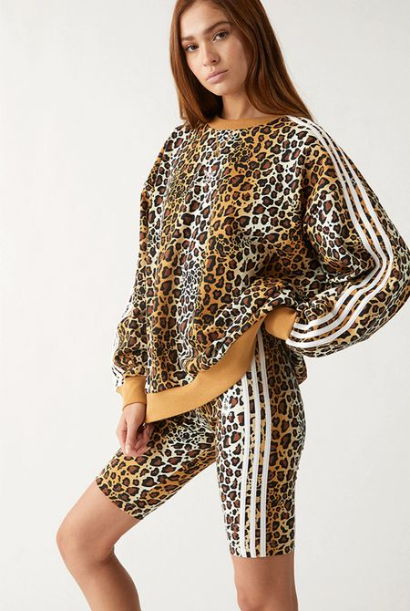 Bought this cute little leopard outfit for fall on major sale but almost sold out. Use code NEWSZN20 for an additional 20% off. Linking other items I bought on sale too.   #LTKsalealert #LTKSeasonal #LTKfit